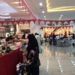 جمعية الملك فهد الخيرية النسائية تنظم بازار الأسر المنتجة الرمضاني
